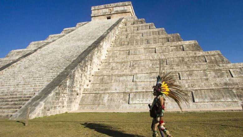 """نفق مخبأ قد يدل شعب المايا على """"مدخل لحياة أخرى"""""""