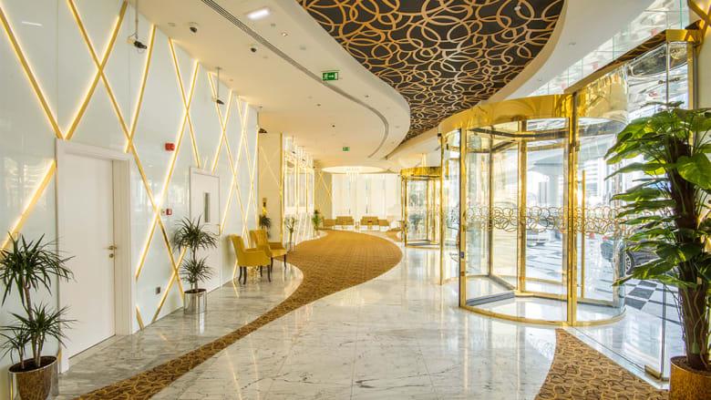 دبي تحطم رقماً قياسياً جديداً: أطول فندق في العالم!