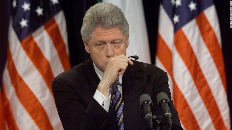 لماذا طلبت CNN كشف وثائق سرية بقضية كلينتون مع لوينسكي؟
