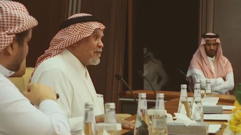 الأمير بندر بن سلطان في الديوان الملكي السعودي.. وهذا ما قاله عن زيارته