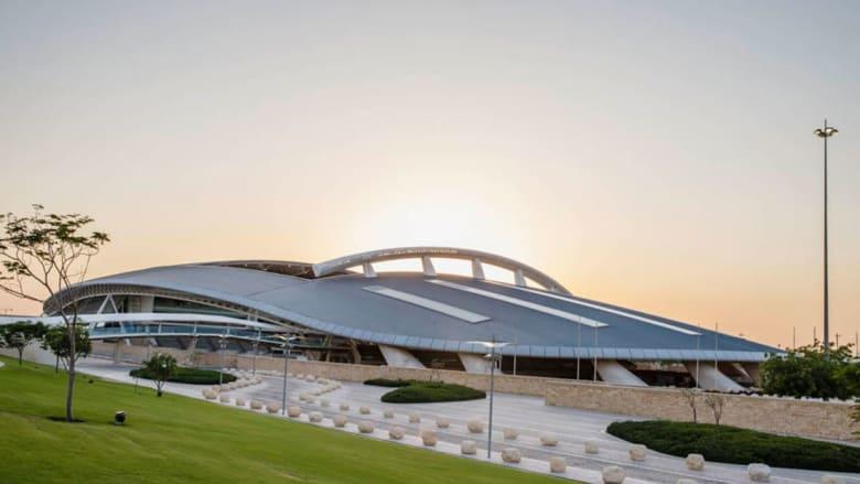 منتجع خمس نجوم للأحصنة في قطر!