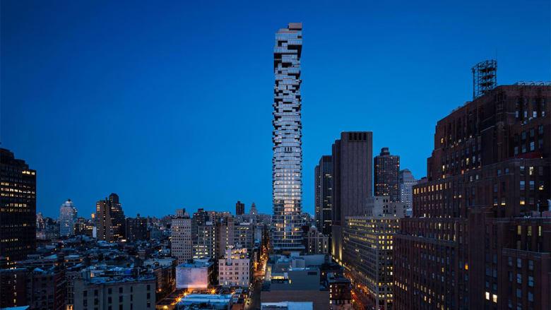 ما قصة ناطحات السحاب الهزيلة التي تغير أفق نيويورك؟