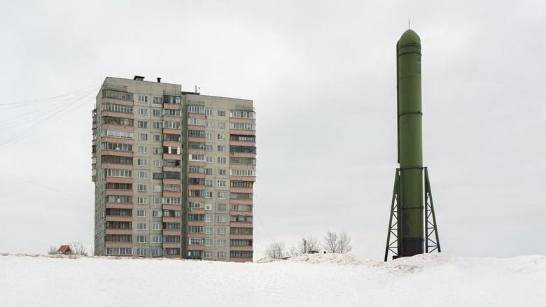 اكتشف ما داخل المناطق المحظورة بروسيا