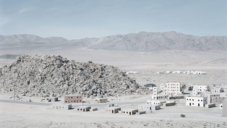 """ادخل هذه المدن """"الزائفة"""" التي تُبنى لاستقبال الجولات الرئاسية"""