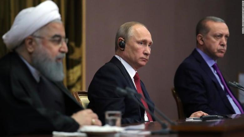 تحليل.. الحل الروسي-التركي-الإيراني لسوريا سيترك فراغاً