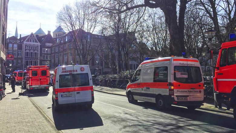 سقوط قتلى ومصابين إثر علمية دهس في ألمانيا.. وانتحار السائق