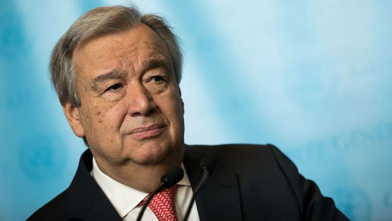 الأمم المتحدة تحذر من خروج الوضع عن السيطرة في سوريا