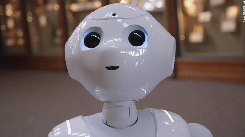 مجمع المتاحف هذا يستخدم روبوتاً لإحياء الأعمال الفنية!