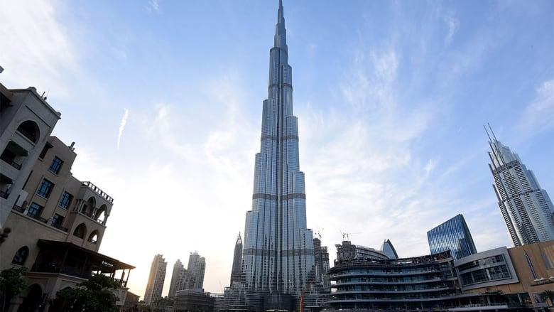"""نظرة """"حصرية"""" داخل أطول برج في العالم.. برج خليفة"""