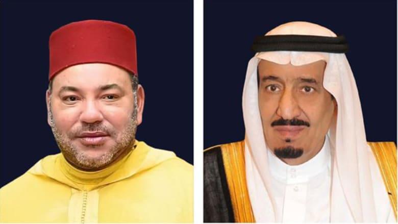 """العاهل السعودي يتصل بملك المغرب وسط أزمة """"دعم"""" إيران وحزب الله للبوليساريو"""
