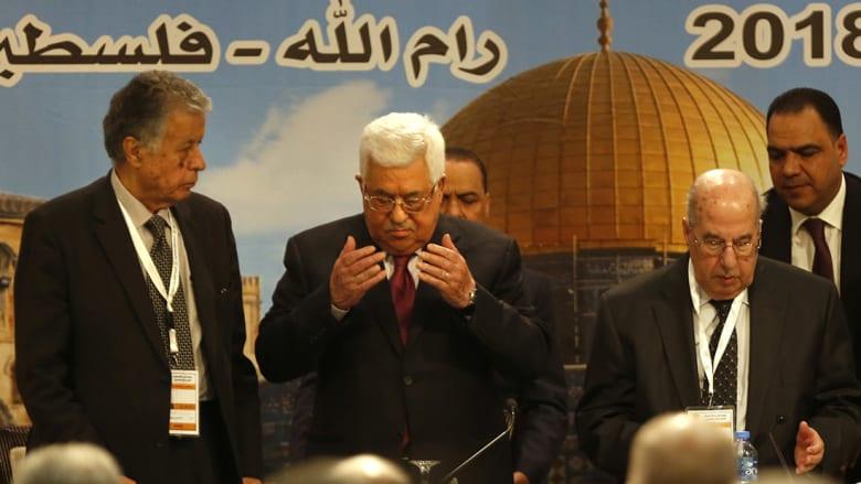أبومازن يعتذر: أحترم اليهودية والهولوكوست أشنع جريمة في التاريخ