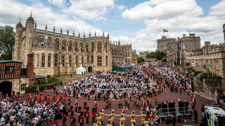 نظرة على كنيسة سانت جورج..حيث سيتزوج الأمير هاري وميغان ماركل