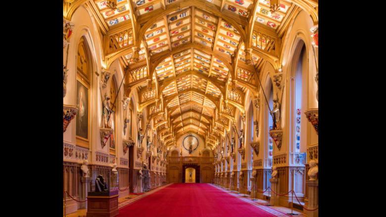نظرة على كنيسة سان جورج..حيث سيتزوج الأمير هاري وميغان ماركل