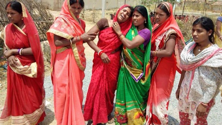 شاهد.. اتهامات باغتصاب وحرق مراهقتين في غضون أيام بالهند