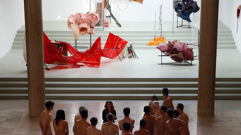 متحف باريسي يفتتح أبوابه أمام العراة