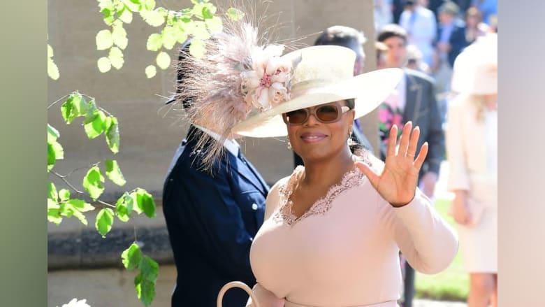 شاهد أجمل القبعات في حفل زفاف الأمير هاري وميغان ماركل