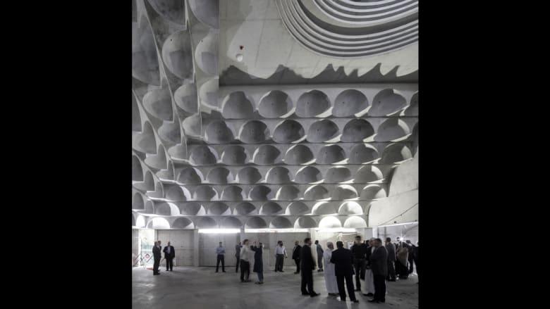 داخل مسجد الـ99 قبة في أستراليا.. بكلفة بلغت تسعة ملايين دولار