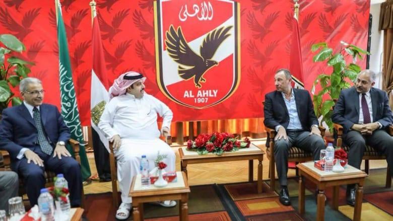 تركي آل الشيخ يتنحى عن الرئاسة الشرفية للأهلي المصري.. ويوضح السبب