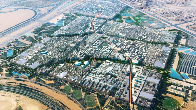 هل هكذا سيعيش سكان دبي في المستقبل؟