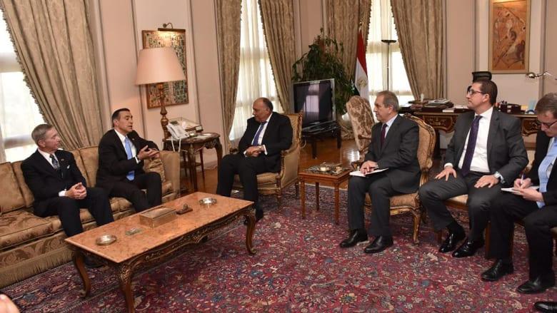 الخارجية المصرية: الدعم الأمريكي مؤخرا لا يحقق المصالح المشتركة