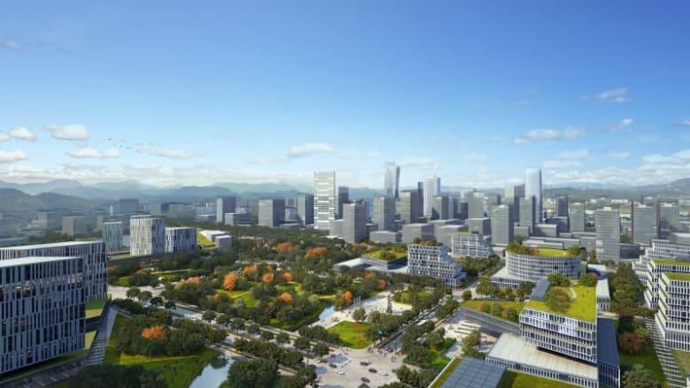 تقع المدينة على بعد 100 كيلومتر شمال مانيلا.