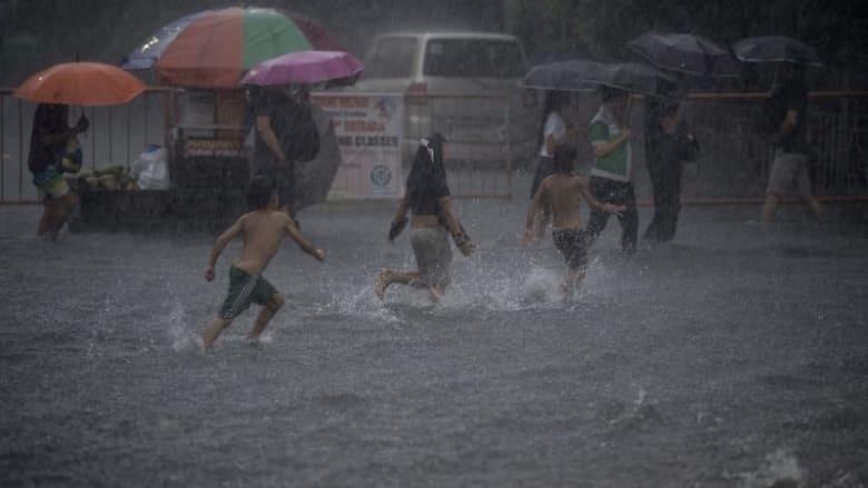 تعد الأعاصير والزلازل أجزاءً لا مفر منها من الحياة بالنسبة إلى الفلبين، التي تقع على الحزام الناري في المحيط الهادئ.