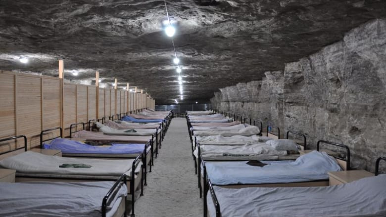 مركز دوزداغ للعلاج الطبيعي في جمهورية نخجوان، ذات الحكم الذاتي، أذربيجان.