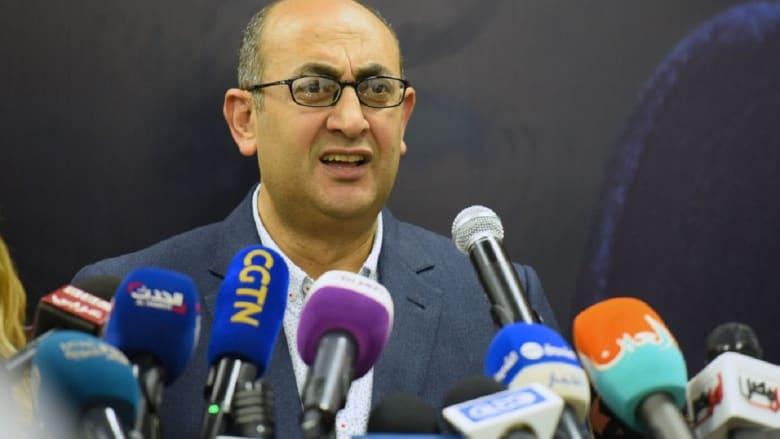 خالد علي لـCNN: أسرة معصوم مرزوق أبلغتني بالقبض عليه