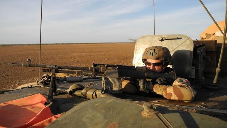 """فرنسا تكشف عن تنفيذ ضربة موجعة ضد """"داعش"""" في ماليفرنسا"""