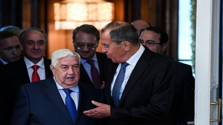 """لافروف يحذر الغرب: """"لا تلعبوا بالنار"""" في إدلب"""