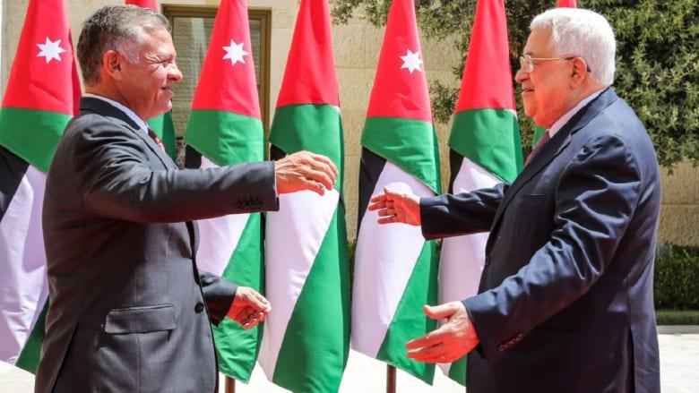 مصدران لـCNN يكشفان تفاصيل حديث محمود عباس عن كونفدرالية فلسطينية أردنية