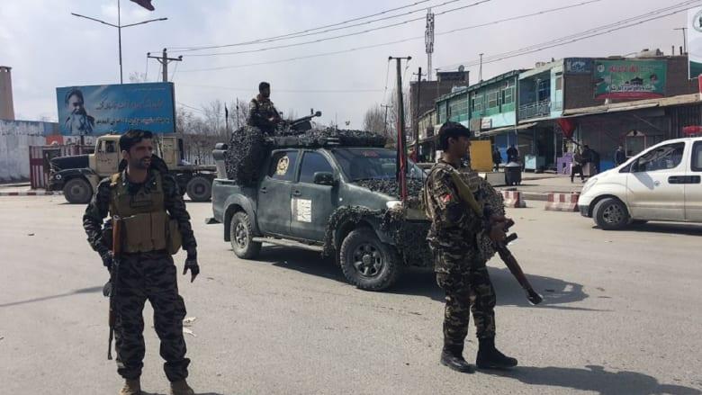 مقتل 20 شخصا في تفجيرين بكابول