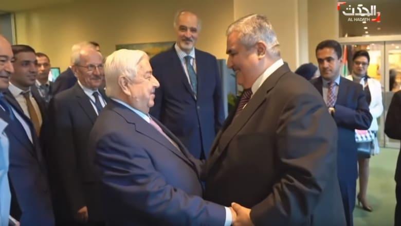 لـCNN.. البحرين تعلّق على لقاء وزير خارجيتها بنظيره السوري
