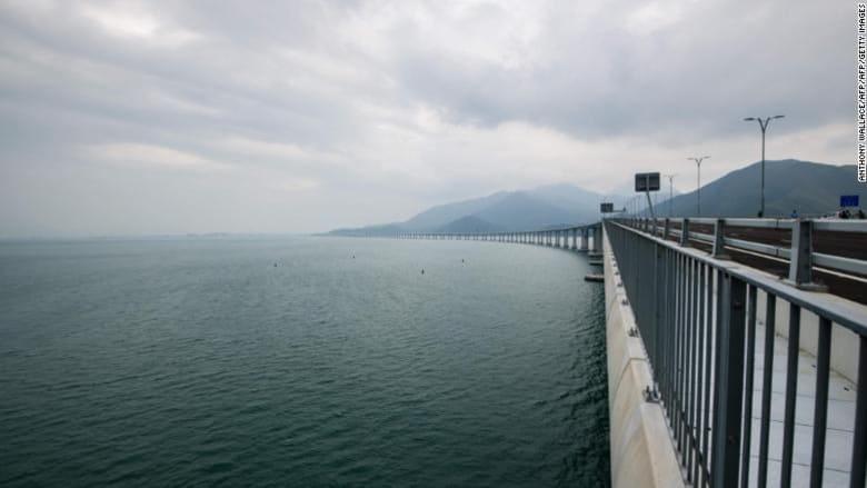 في الصين.. أطول جسر بحري في العالم يفتتح قريباً