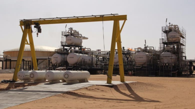 ليبيا تعلن حالة القوة القاهرة في حقل الشرارة النفطي