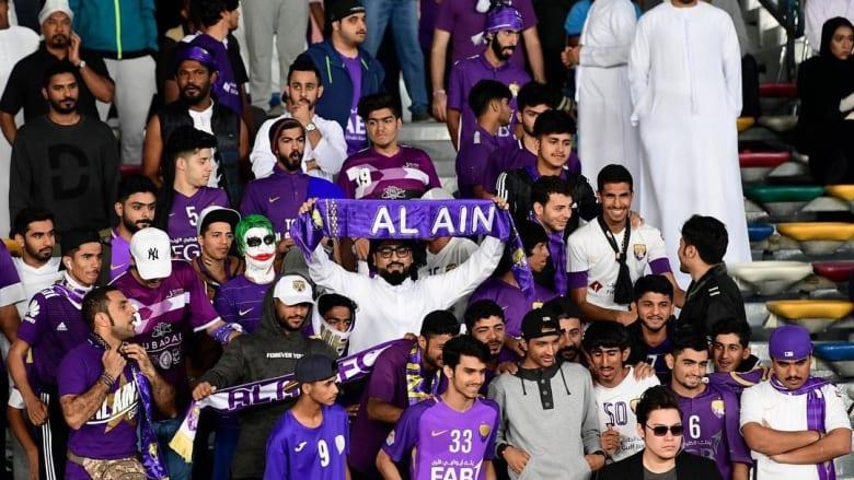 """بتصويت متابعي CNN بالعربية.. العين الإماراتي يفوز بالنسخة الأولى من جائزة """"نادي العام"""""""