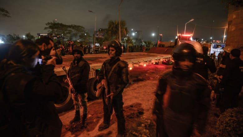 """بعد """"انفجار المريوطية"""".. مصر تعلن مقتل 40 """"إرهابيا"""" في الجيزة وشمال سيناء"""