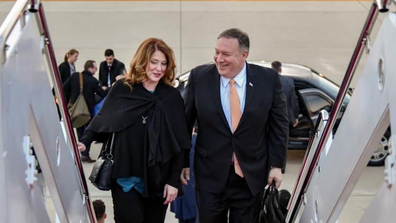 بومبيو في طريقه إلى الشرق الأوسط: ملتزمون بهزيمة داعش ومواجهة إيران
