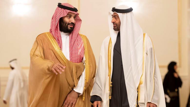 """تفاعل واسع على """"صفعة"""" جيري ماهر لفيصل القاسم حول ما يريده محمد بن سلمان ومحمد بن زايد في اليمن"""