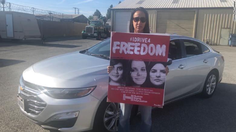 الناشطة السعودية المعارضة منال الشريف تتحدث لشبكتنا عن رهف القنون وخاشقجي وجولتها بأمريكا