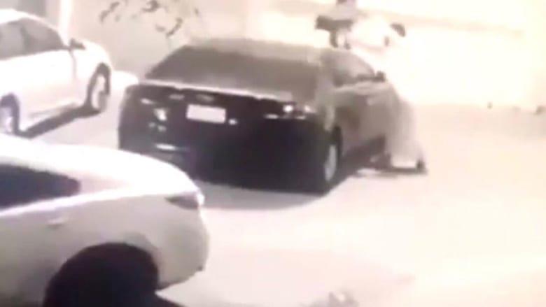 """ضجة حرق سيارة """"أميرة"""" في السعودية؟.. الفتاة توضح الدافع ومن حرقها؟"""