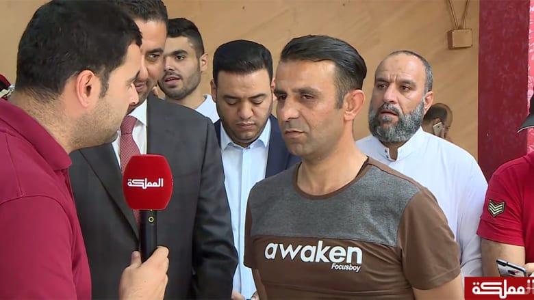 الافراج عن أردني وزوجته اعتقلا في سوريا