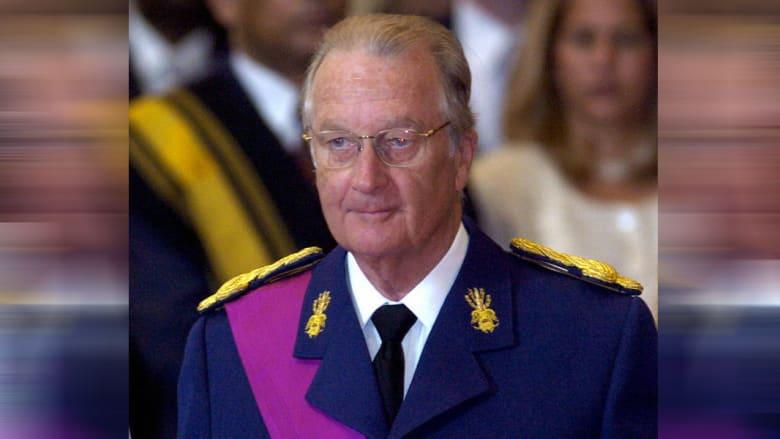 ملك بلجيكا السابق يرد يختار بين تقديم عينة DNA وغرامة يومية بـ5600 دولار بقضية فتاة تدعي أنه والدها