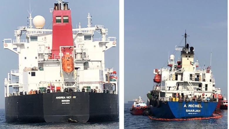 أول تعليق إيراني على نتائج تحقيق السعودية والإمارات والنرويج بهجوم السفن بالفجيرة