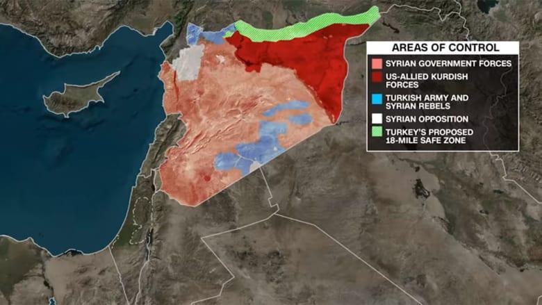 وزير خارجية بريطانيا الأسبق يشرح لـCNN الوضع بسوريا