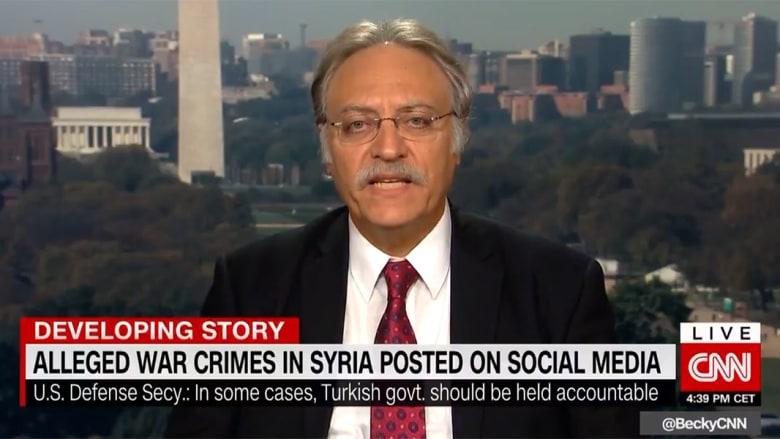 ممثل مجلس سوريا الديمقراطية لـCNN: لدينا ما يوثق جرائم حرب ارتكبها موالون لتركيا
