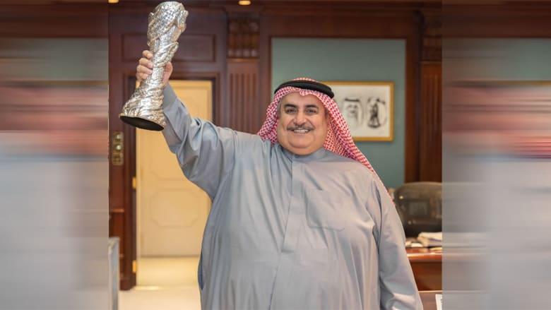 وزير خارجية البحرين الشيخ خالد بن أحمد