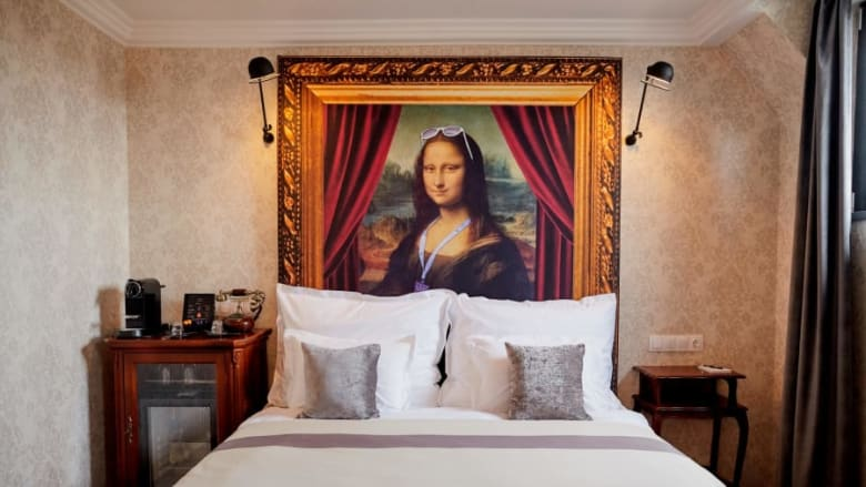 """فندق """"ميستري بودابست"""""""
