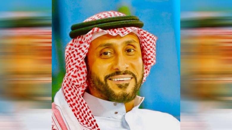 اللاعب السعودي السابق سامي الجابر