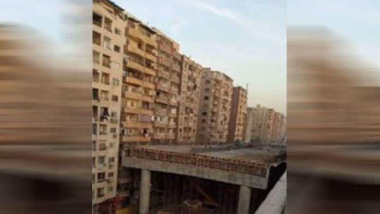 جزء من مشروع محور الملك سلمان في مصر